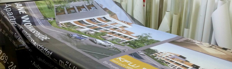 pvc banner digitaldruck m nchen ihr werbetechnik profi. Black Bedroom Furniture Sets. Home Design Ideas